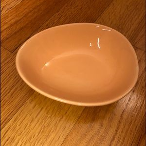 Accessories - Peach Teardrop Jewelry Dish-Bowl